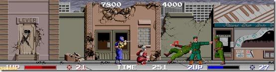 ninja warriors arcade 3