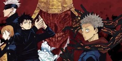 Jujutsu Kaisen Anime