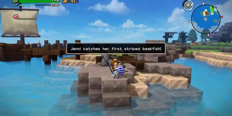 dragon quest builders 2 livestream