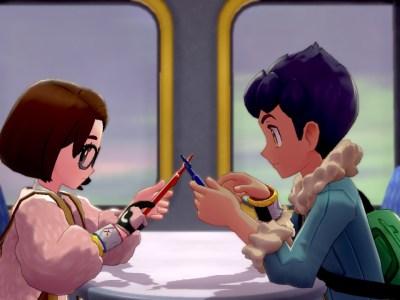 pokemon sword and shield rivals