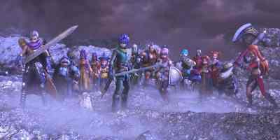 Dragon Quest III Possibility