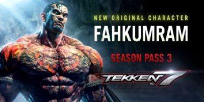 Tekken 7 Fahkumram