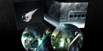 final fantasy 7 remake soundtrack record set