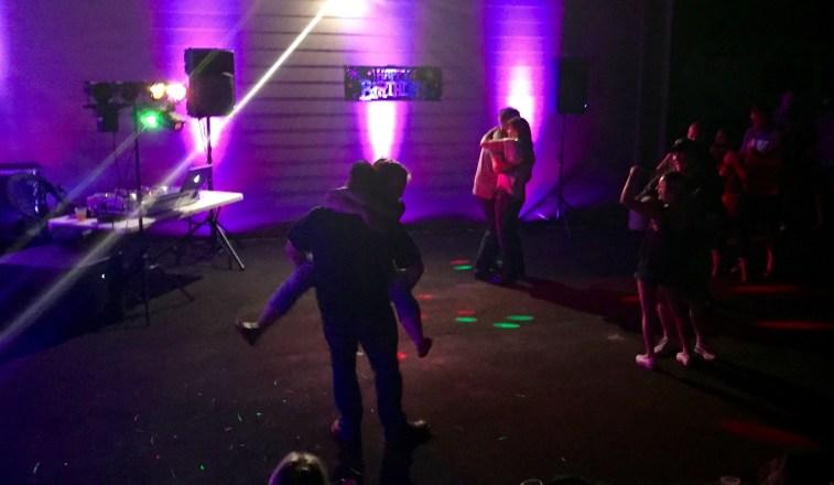 Vaughan Birthday DJ Party