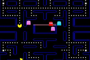 Pac Man at Google : ehack