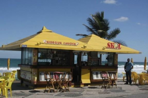 Kiosk da Tijuca - Barra da Tijuca, Rio de Janeiro