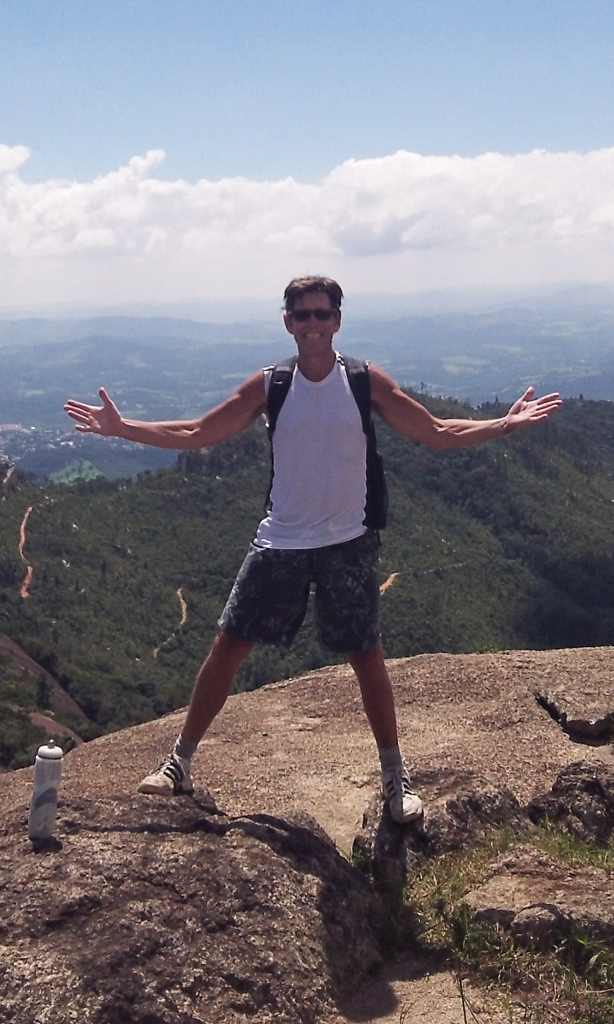Aaron on Big Rock Brazil - Pedra Grande and Body by design
