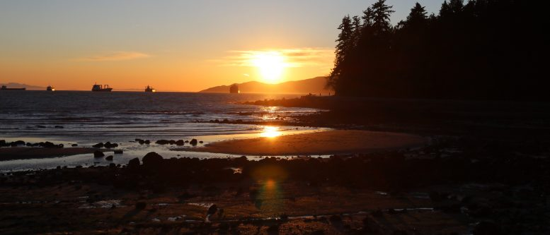 Vancouver sunset - Vancouver Island Ormus