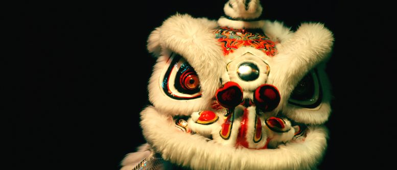 Darkness into the Light - Lion Dance