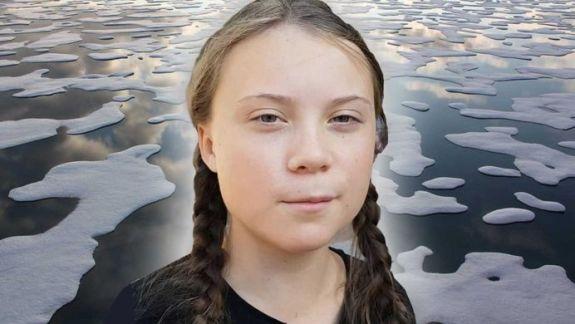 Greta Thunberg of Fridays For Future