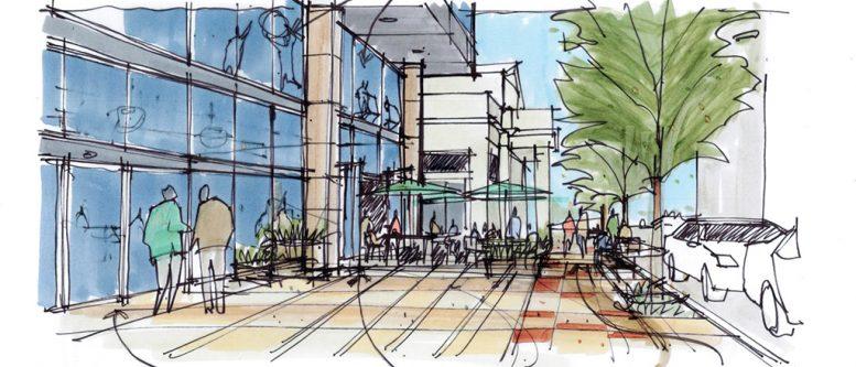 Architectural Conceptual Sketches - BidSketch