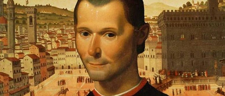 Niccolò Machiavelli and Money for Nothing