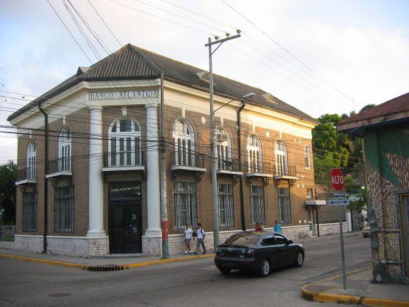 Banco Atlantida, La Ceiba, Honduras