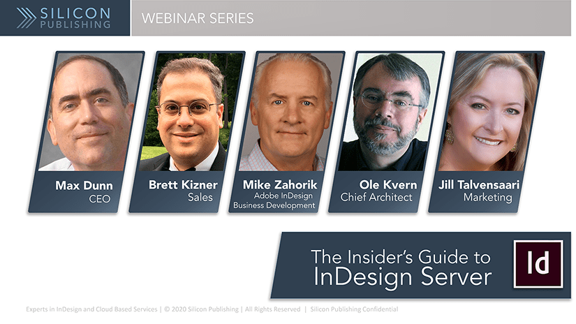The Insider's Guide to InDesign Server