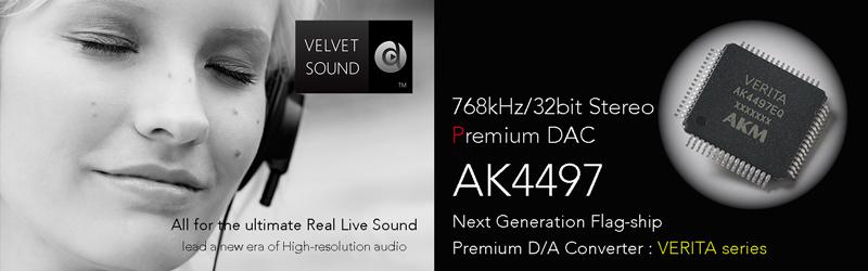 AKM DAC AK4497 » S3 Silicon Solution Stream S r l