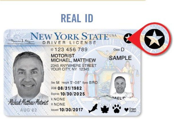 Real ID deadline extended again; this time until May 5 - silive.com