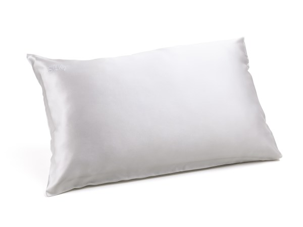 White Pillowcase with white background