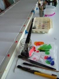Preparing frame