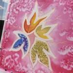 spring silk painting fionastolze silkandart