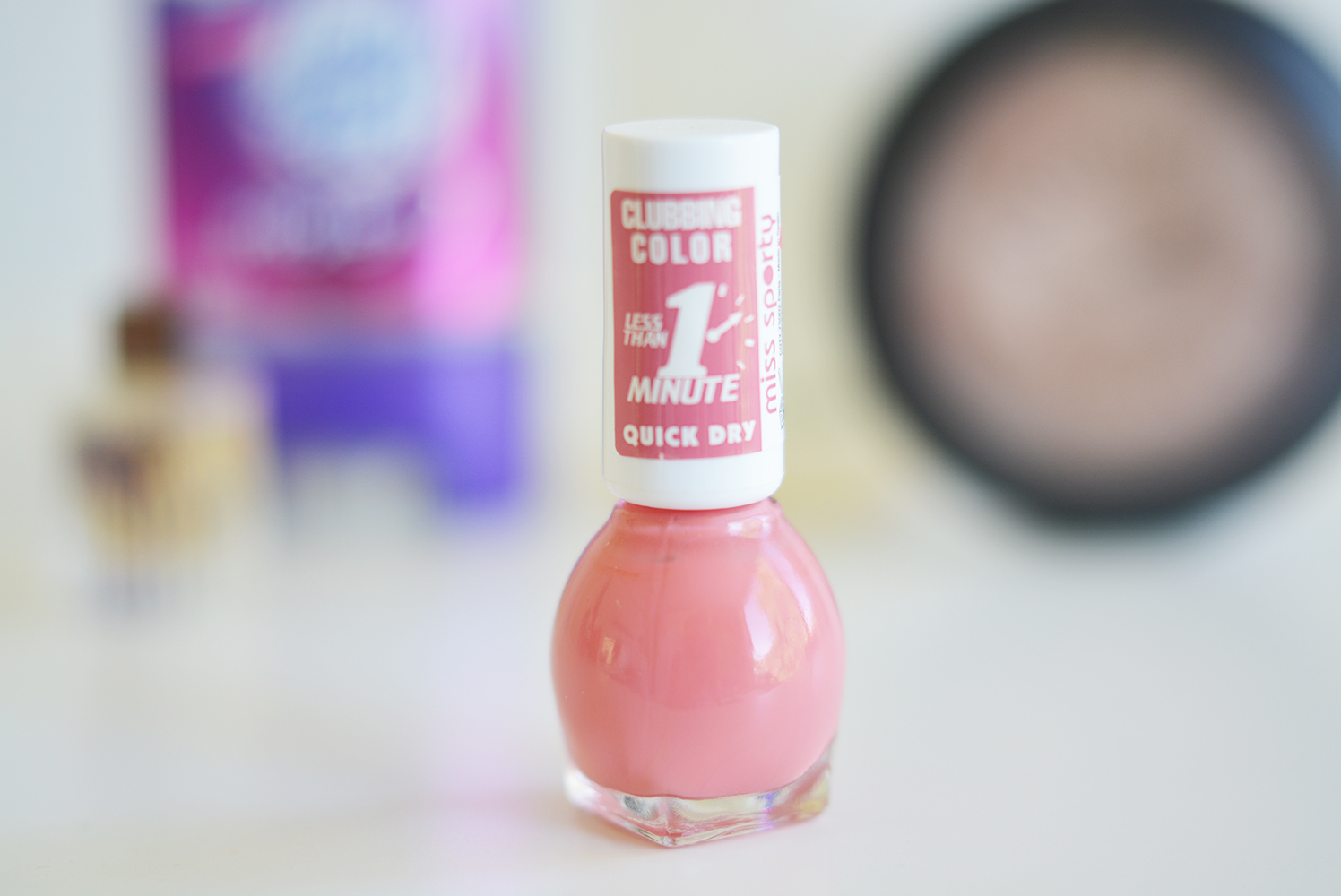Miss Sporty Clubbing Color 110 Coral Pink