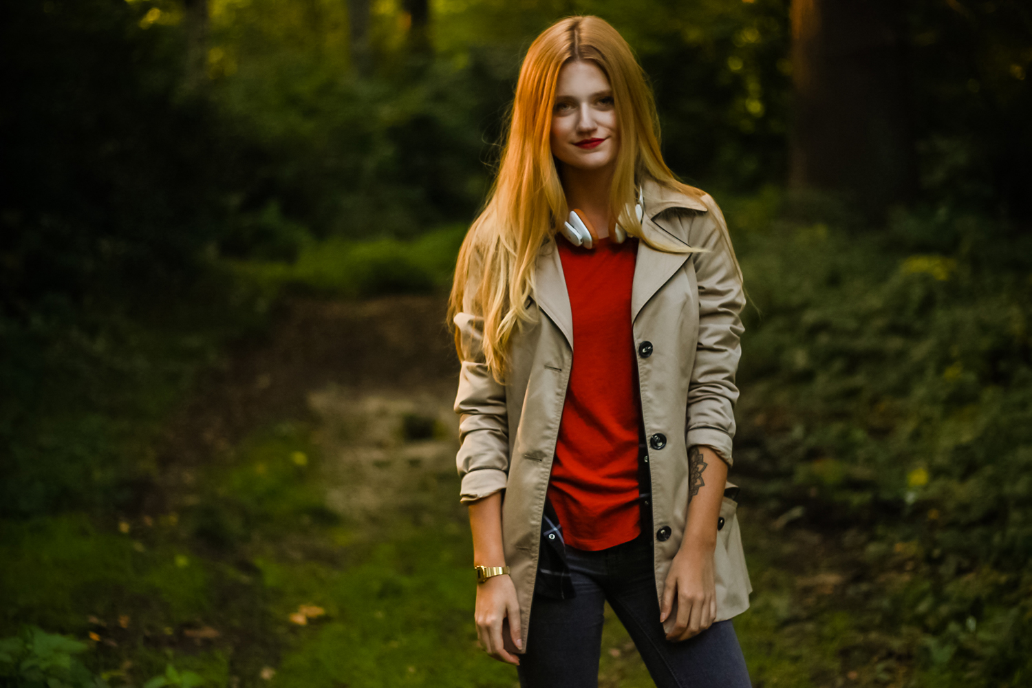 OOTD: Forest Fall