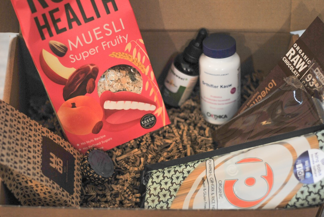 Healthbox November: Surviving The Cold