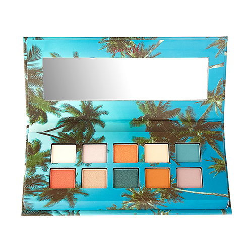 Barry M Island Hopper Eyeshadow Palette