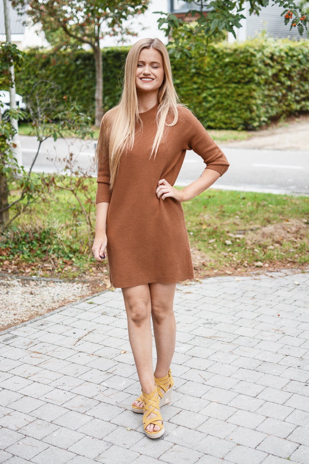 Outfit: herfsttype!