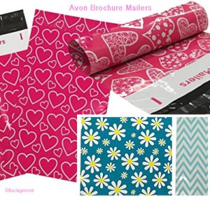 Envelopes for Avon Brochures