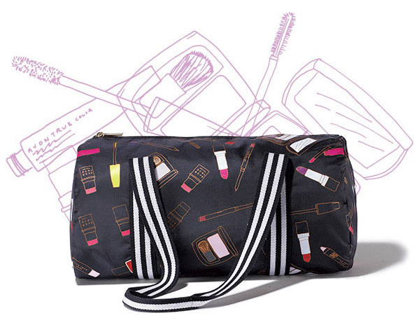 Duffel Bag By Avon