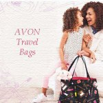 Fun travel bags by Avon