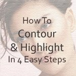 How to contour and highlight in four easy steps