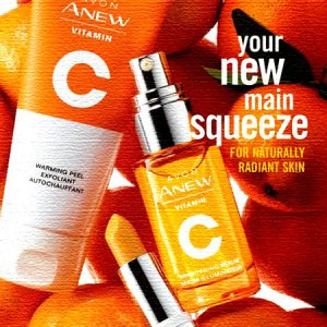 3 amazing Vitamin C products for your face