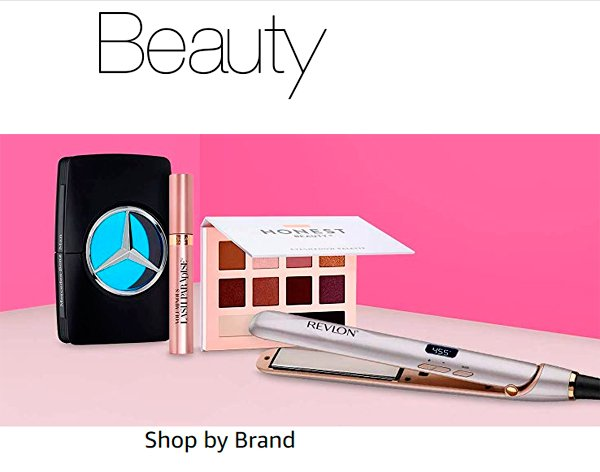 Shop Beauty Online