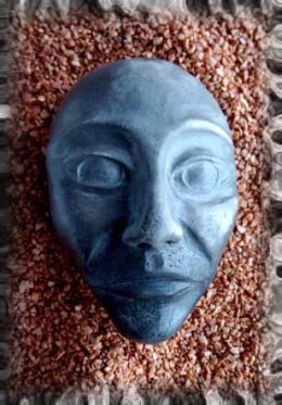 Schwarzbrand Maske