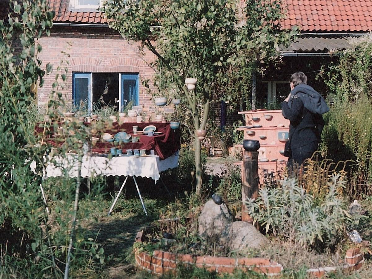 2002: Klang-Kunst-Kultur-Markt, Zytanien (Lehrte)