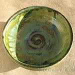 - kristall-grün 2007 - selten schön ausgeschmolzen