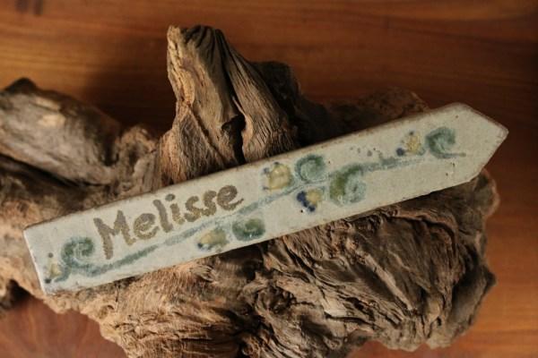 Kraeuterstecker Melisse