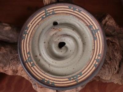 Intarsien-Seifenschale