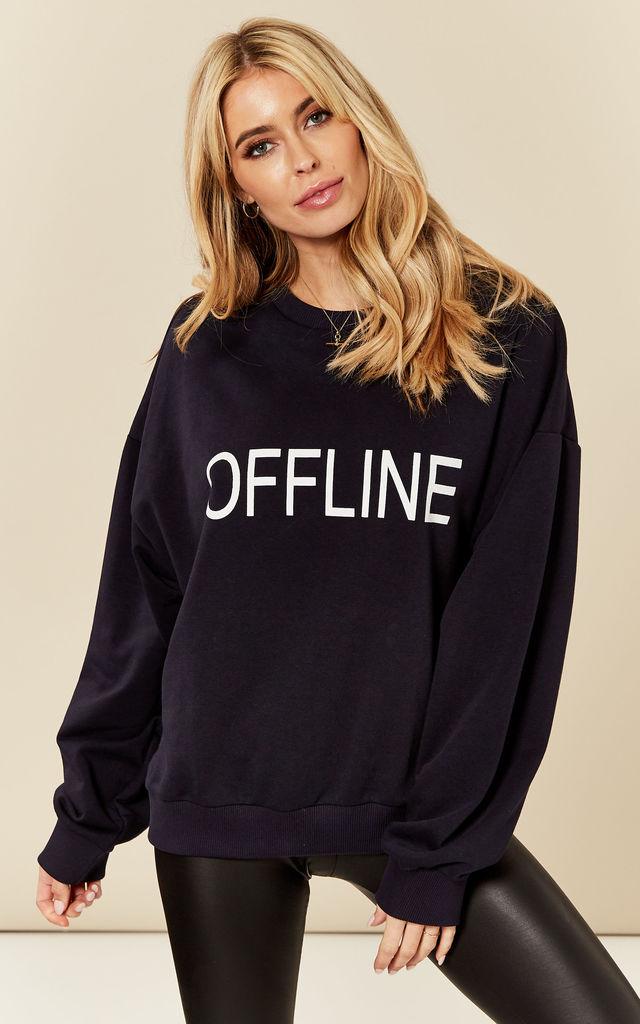 offline slogan jumper