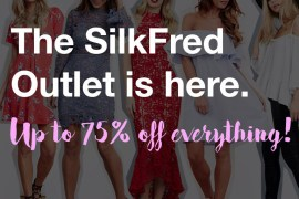The SilkFred Outlet - SilkFred Discount Codes