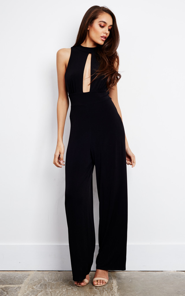 fleabag-jumpsuit-sleeveless-wide-leg-keyhole-jumpsuit-with-open-back-black