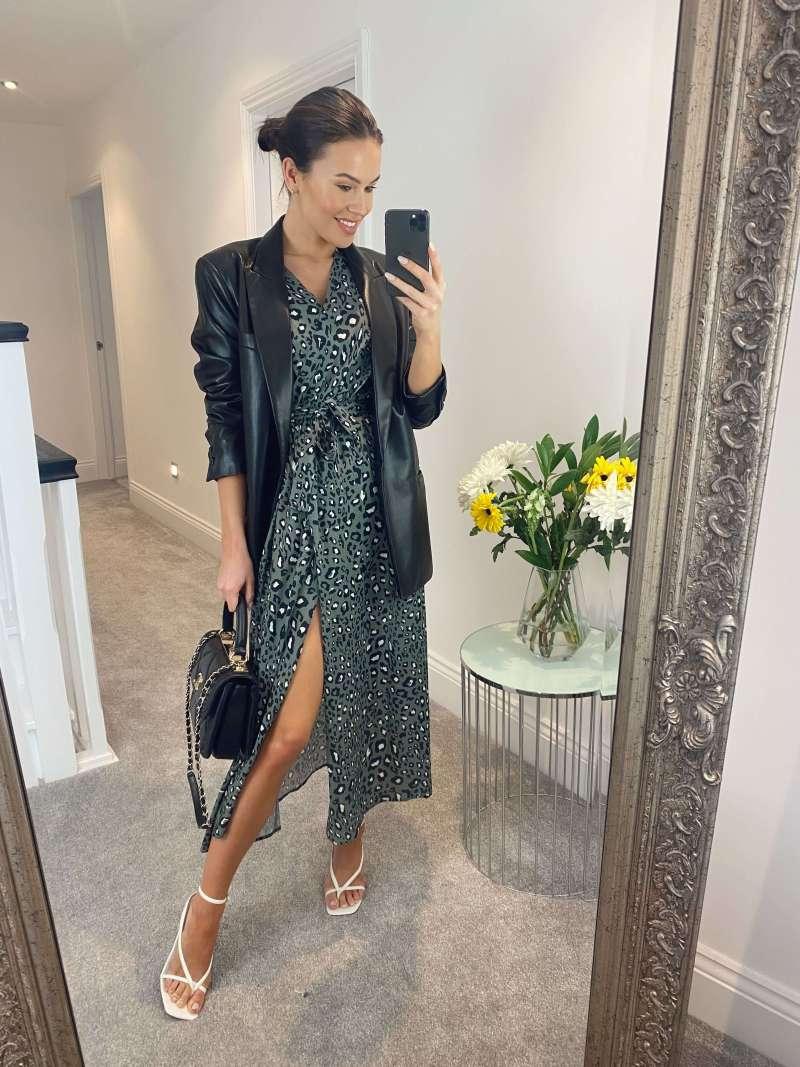 animal-printed-short-sleeve-midi-wrap-dress-in-khaki_gini-london
