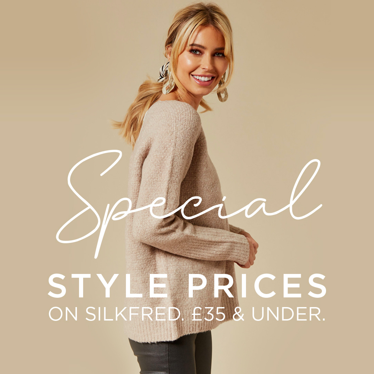 special price discount sale silkfred