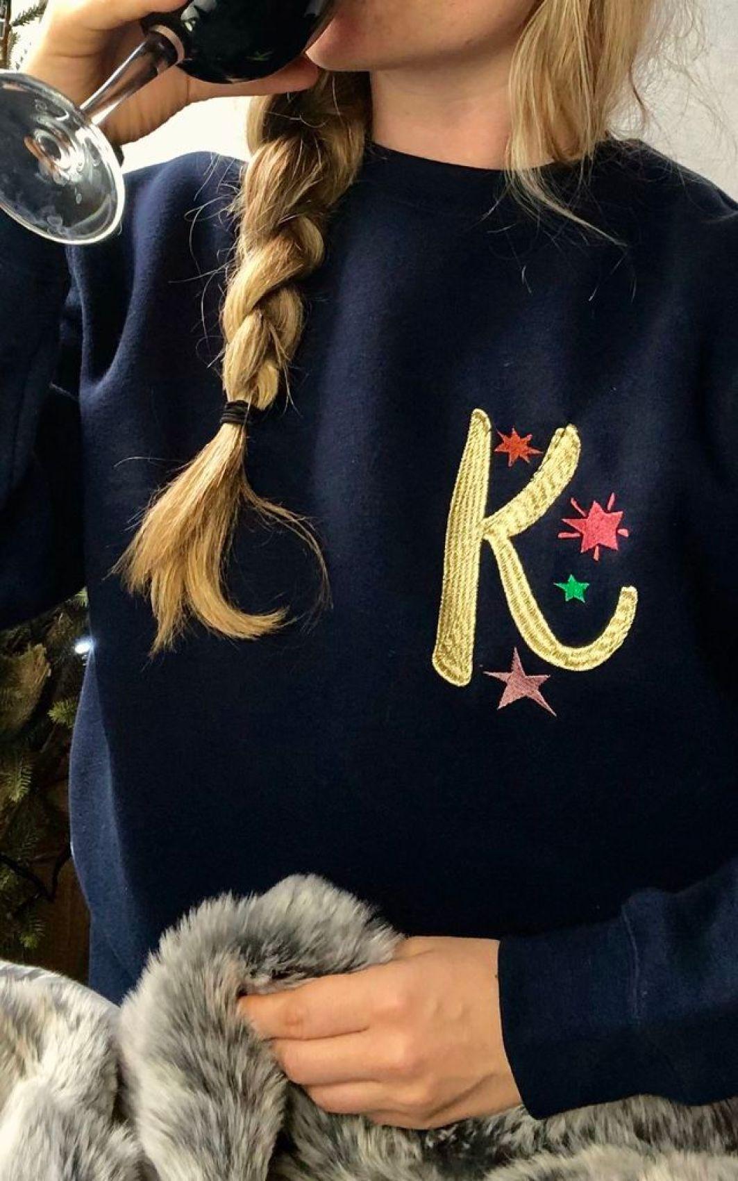 personalised-christmas-jumper-initial