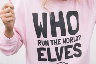 who-run-the-world-elves-christmas-jumper