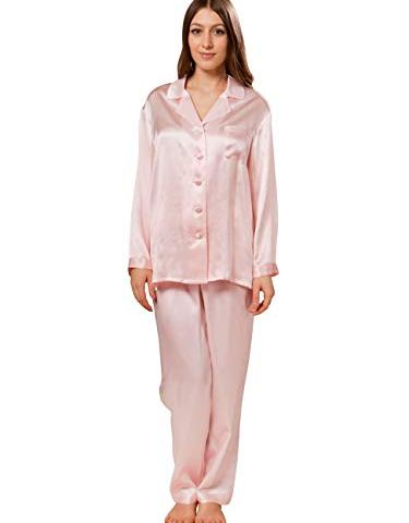 6b3d6bd42d ElleSilk Pajamas for Women