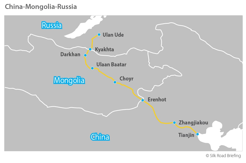 Russia Mongolia China Road Corridor To Be Ready In 2018 Silk Road