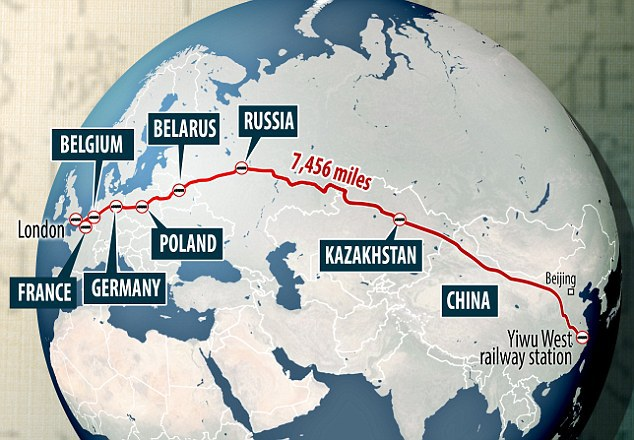 Russias Eurasian Economic Union Free Trade Agreement With Beijing