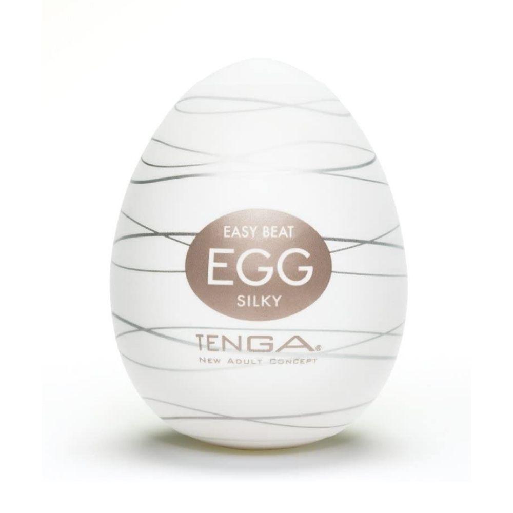 Tenga Stroker Egg - Silky